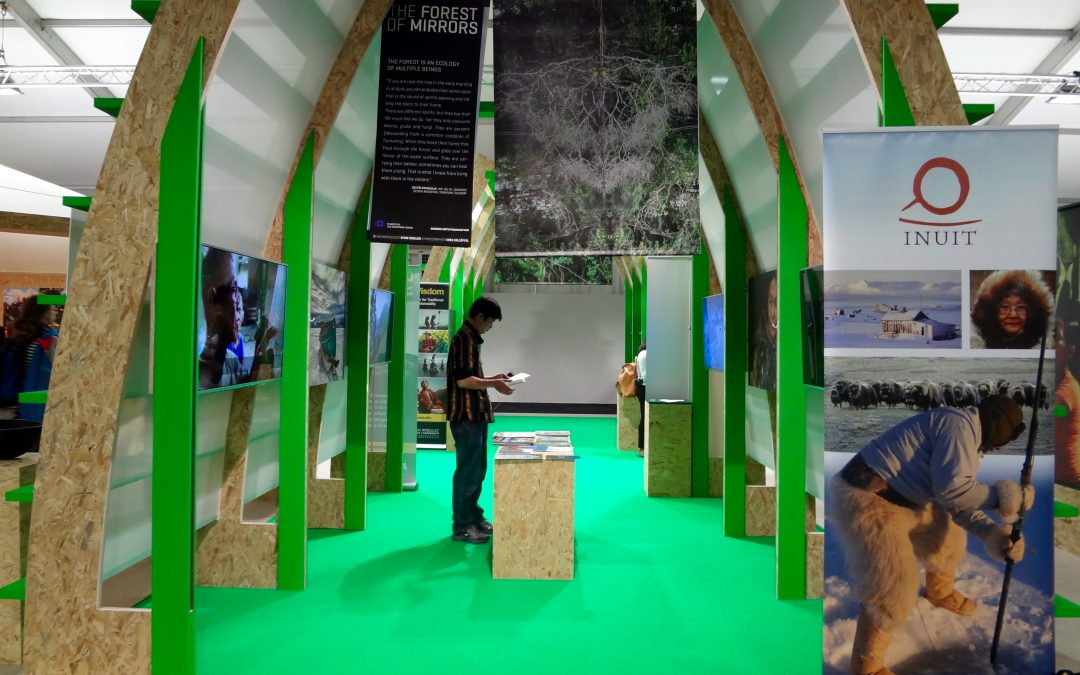 Getting indigenous voices heard at COP 21
