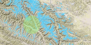 The Third Pole Data Network maps water and ice flows in the Himalayas.